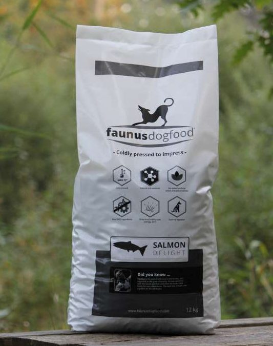 faunus dogfood zalm